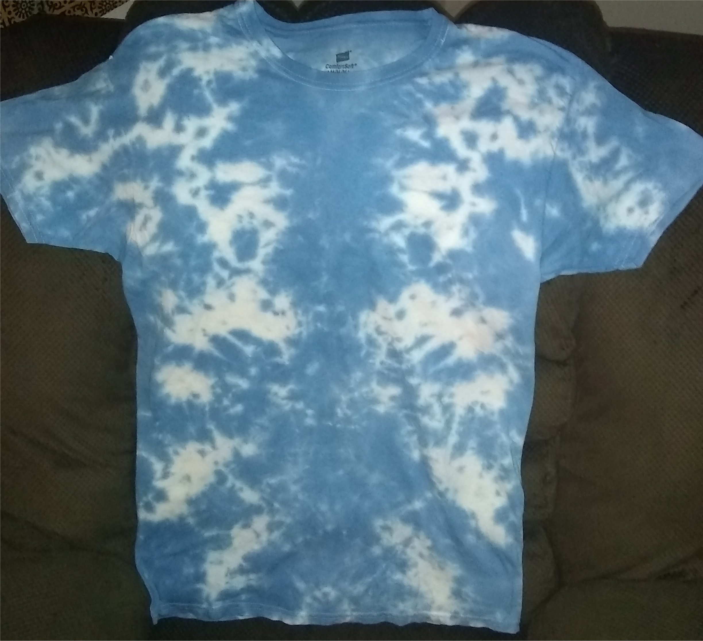 Cosmic Clouds Tank Top Size M