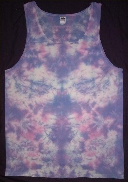 Cosmic Clouds Tie Dye Size: L