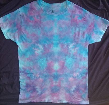 Galactic Plasma T Shirt Size L