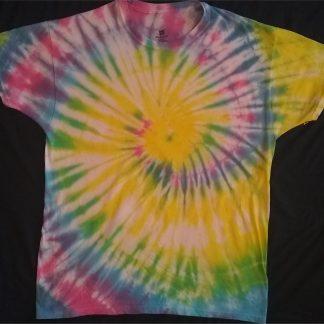 Auric Spiral T Shirt Size L