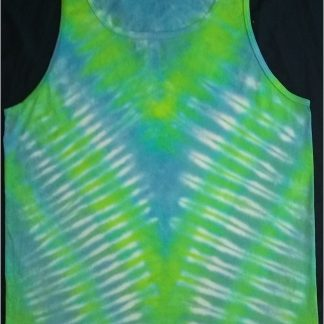 Heart & Throat Chakra Tank Top Size L
