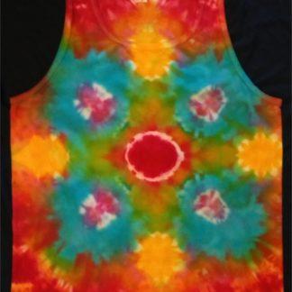 Quantum Mandala Ice Dye Size L