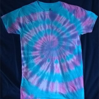 Cotton Candy Spiral Size S