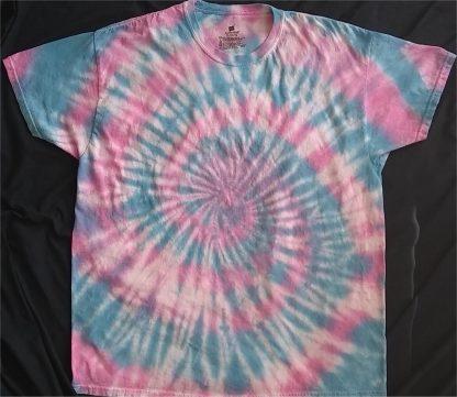 Cotton Candy Spiral Size XL