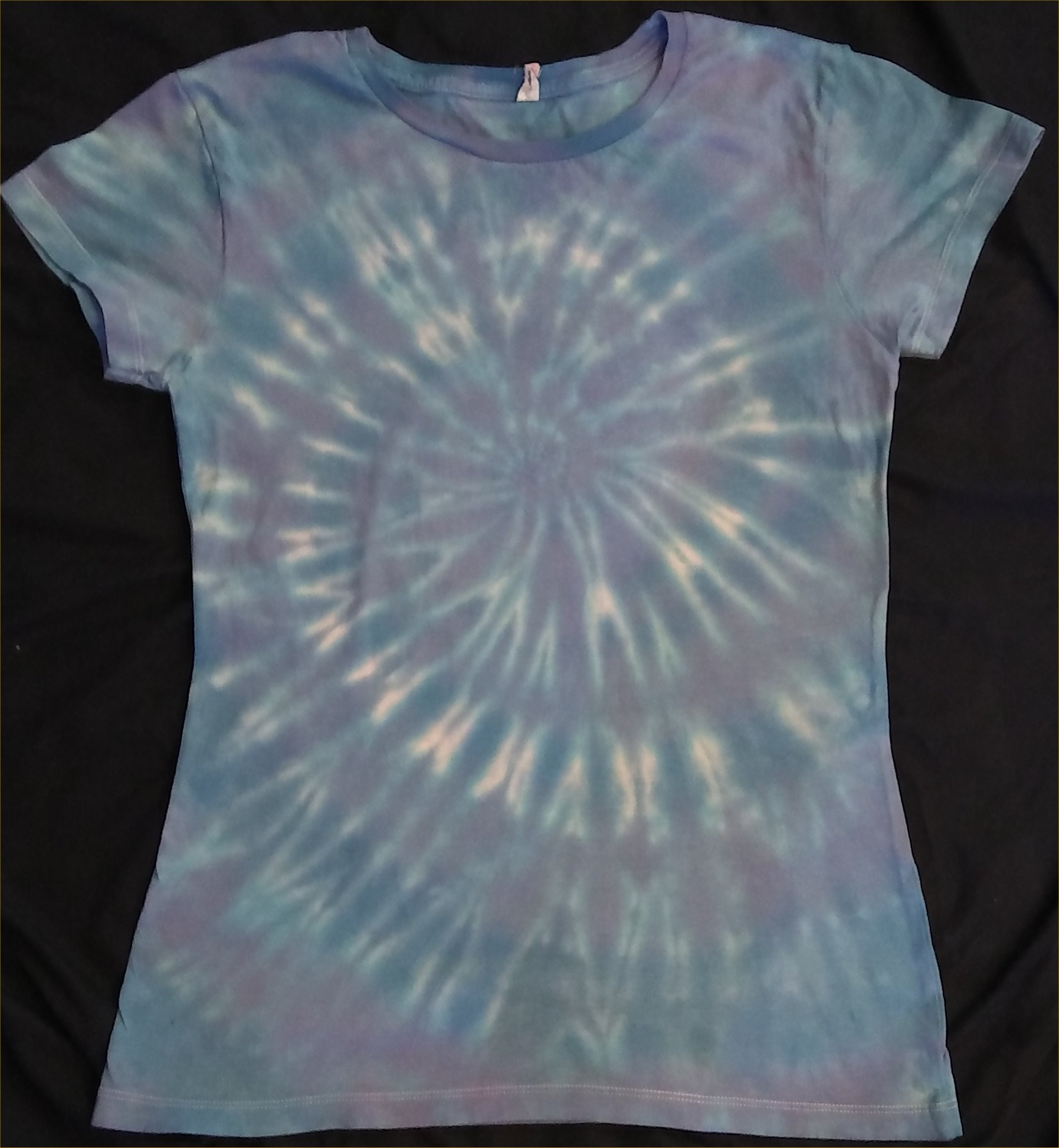 Quantum Spiral Size XL Ladies Fitted