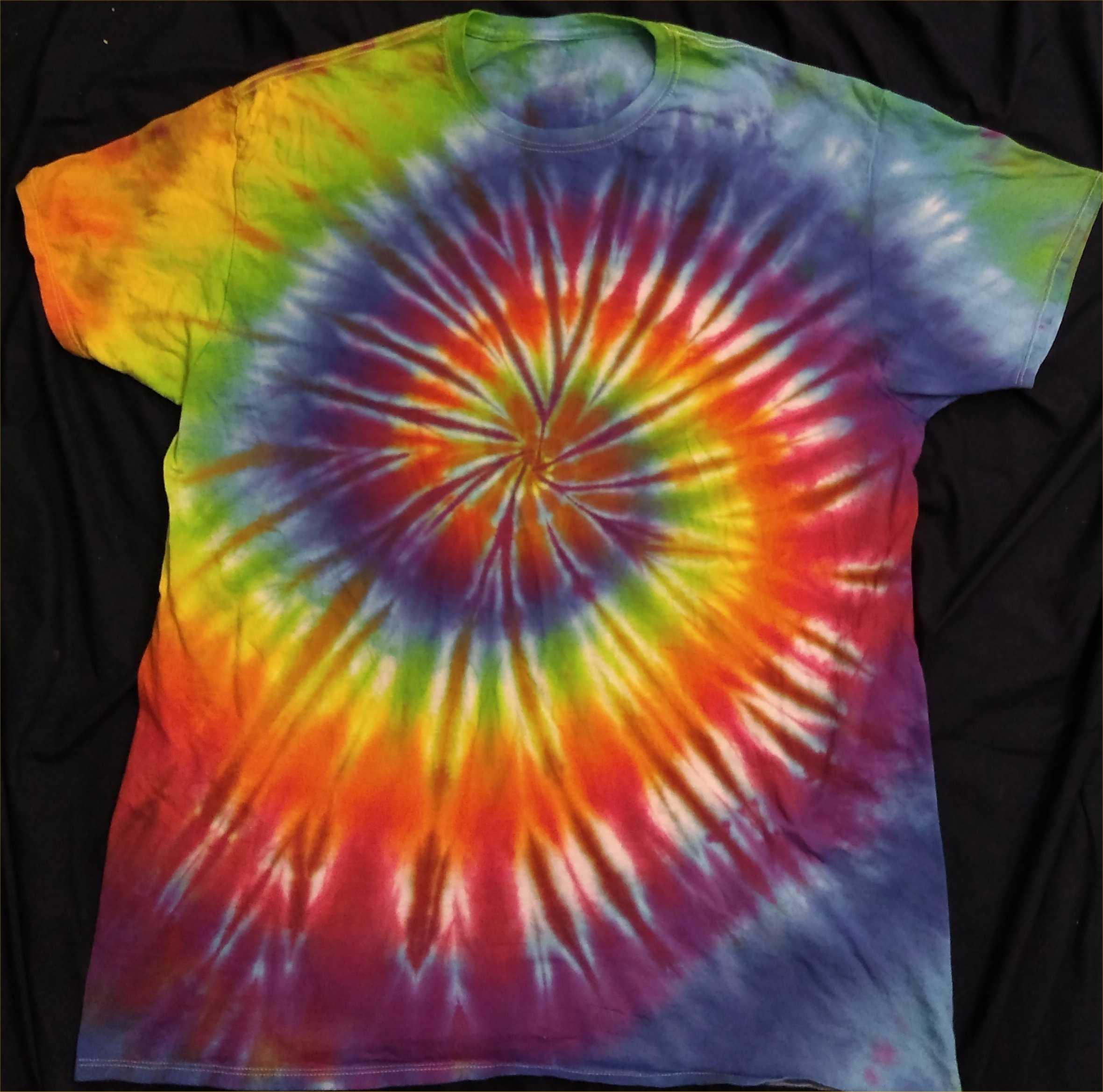 Quantum Crystal & Gemstones ALL Chakras T Shirt Size XL