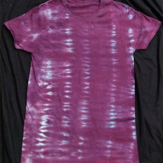 Quantum Crystal & Gemstones Crown Chakra T Shirt Size S