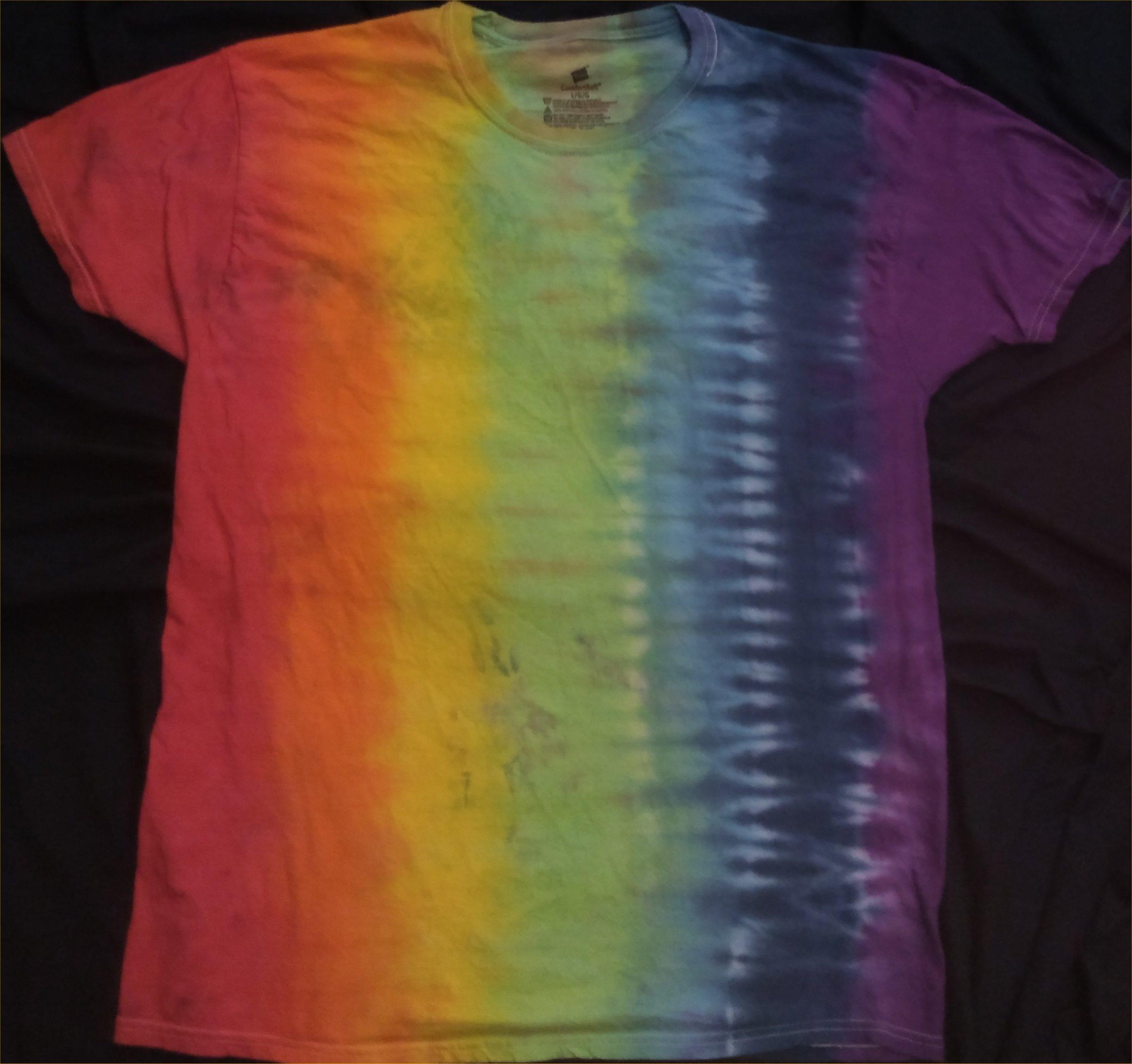 Quantum Crystal & Gemstones ALL Chakras T Shirt Size L