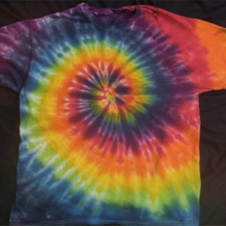 ALL Chakras Quantum Crystal & Gemstones T Shirt Size XL