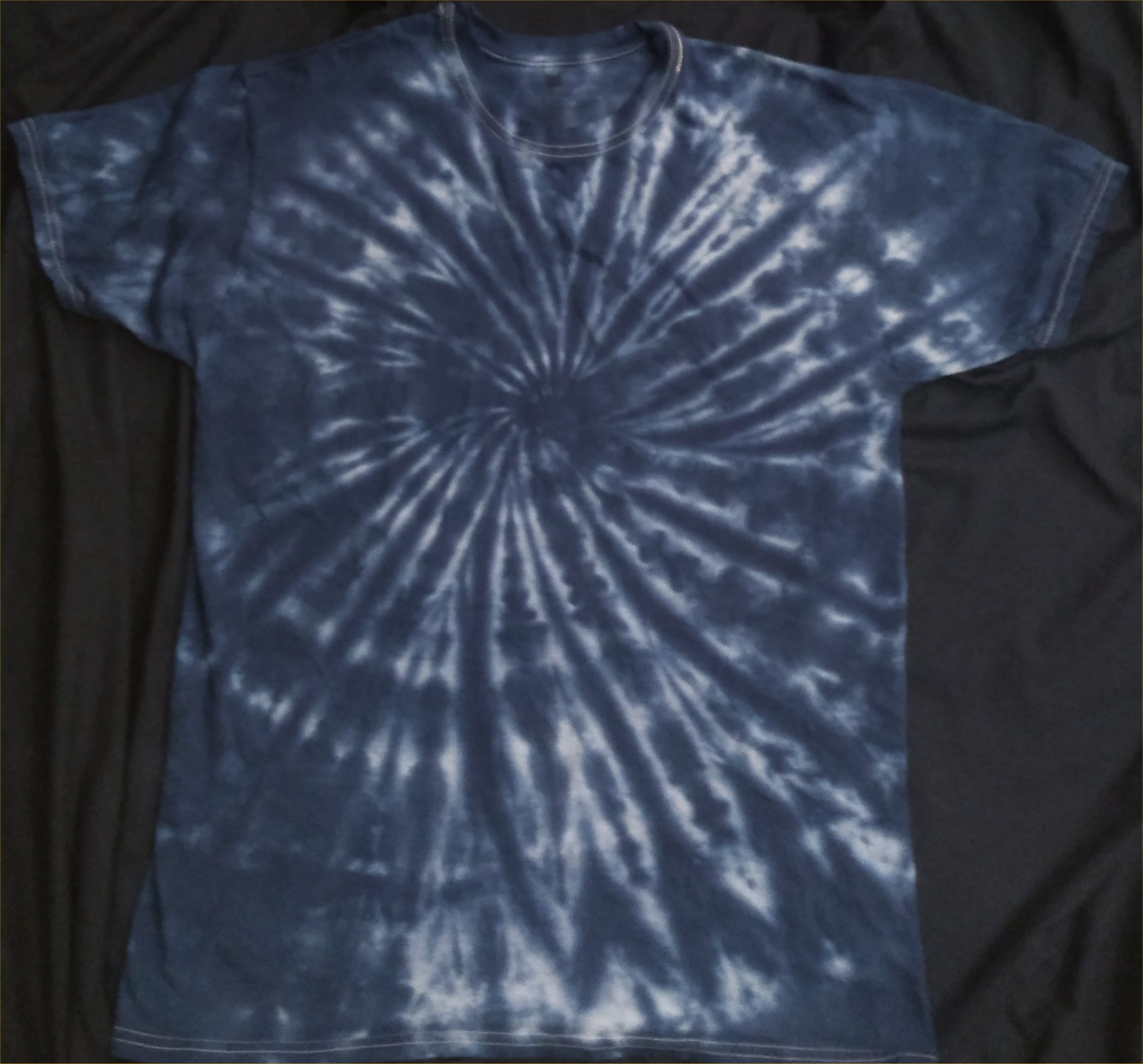 3rd Eye Crystal Gemstone Shirt Size M