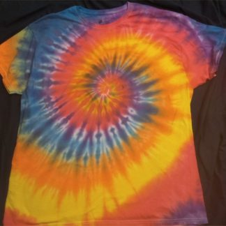 ALL Chakras Quantum Crystal & Gemstones T Shirt Size 2XL