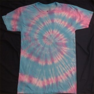 Cotton Candy Tie Dye T Shirt Size S