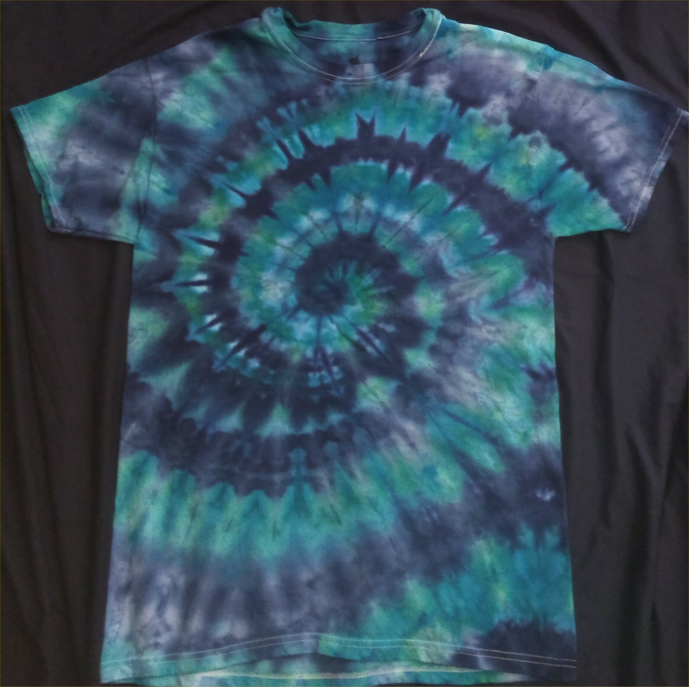 Water Element ICE DYE Size M