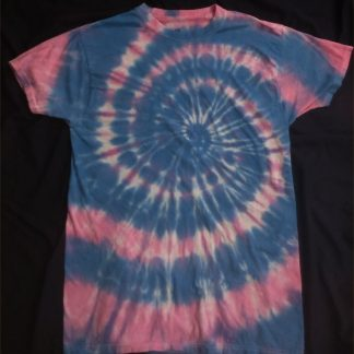 Cotton Candy Tie Dye T Shirt Size M