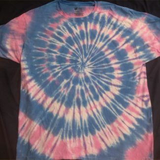 Cotton Candy Tie Dye T Shirt Size 2XL