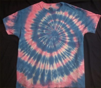 Cotton Candy Tie Dye T Shirt Size XL