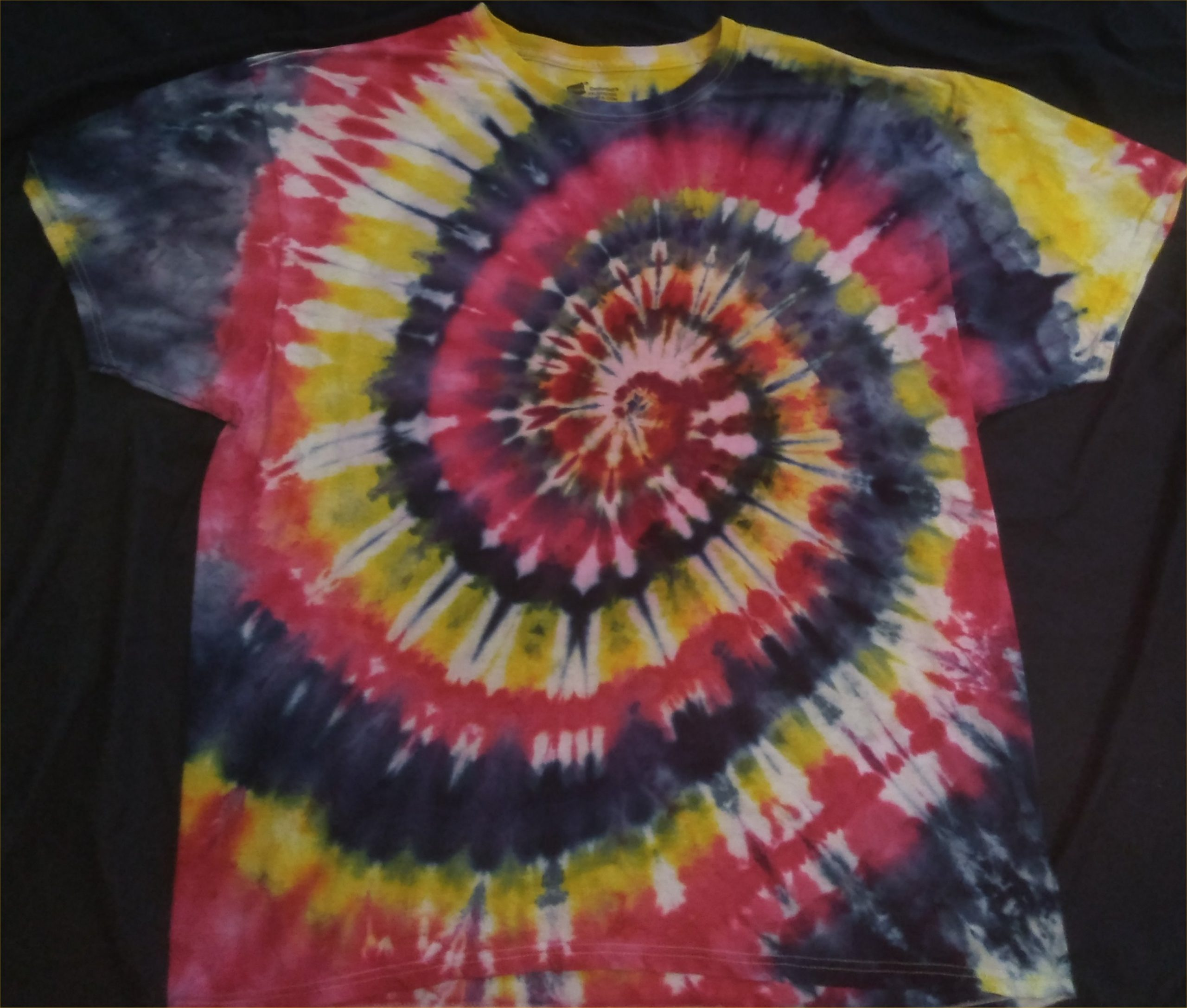 AIR ELEMENT SUNSET Ice Dye Size 2XL