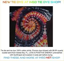 NEW! AIR ELEMENT Ice Dyed Quantum Tie Dye shirts