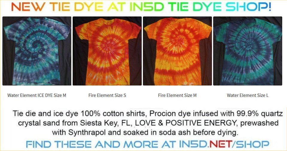 12 NEW FIRE & WATER ELEMENT shirts