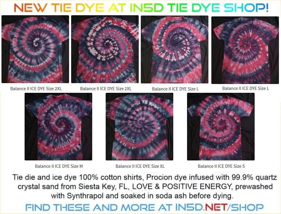 7 NEW BALANCE II ICE Dyes!