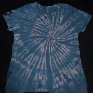 Throat Chakra Crystal Gemstone Shirt LADIES Size 2XL