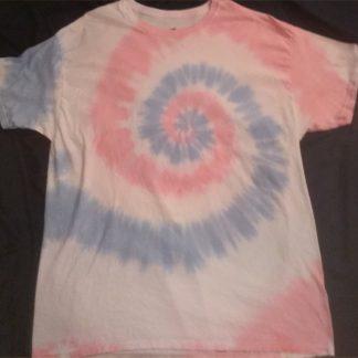 Cotton Candy Tie Dye T Shirt XL