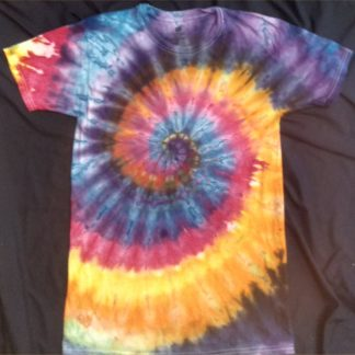 ALL Chakras Quantum Crystal & Gemstones ICE DYED Size S