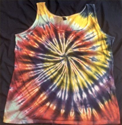 ALL Chakras Tank Top Quantum Crystal & Gemstones Ladies 2XL