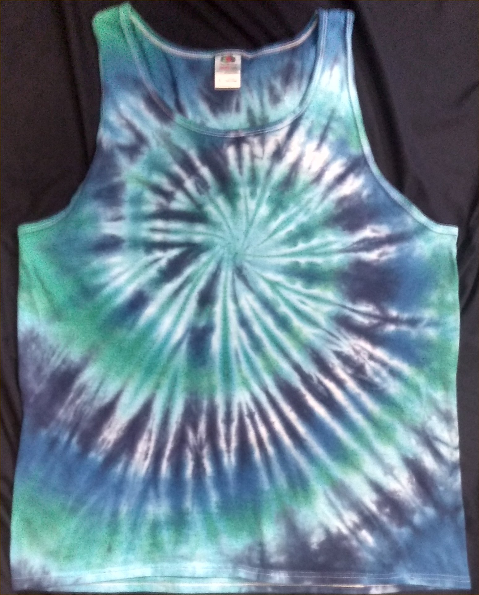 Water Element Tank Top XL