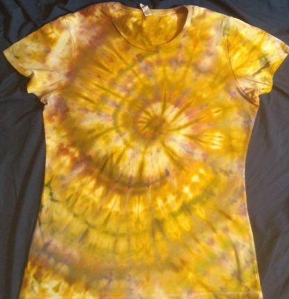 EARTH ELEMENT ICE DYE Ladies Slim Fit XL