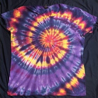 AIR ELEMENT SUNSET Ladies Crew Neck 2XL