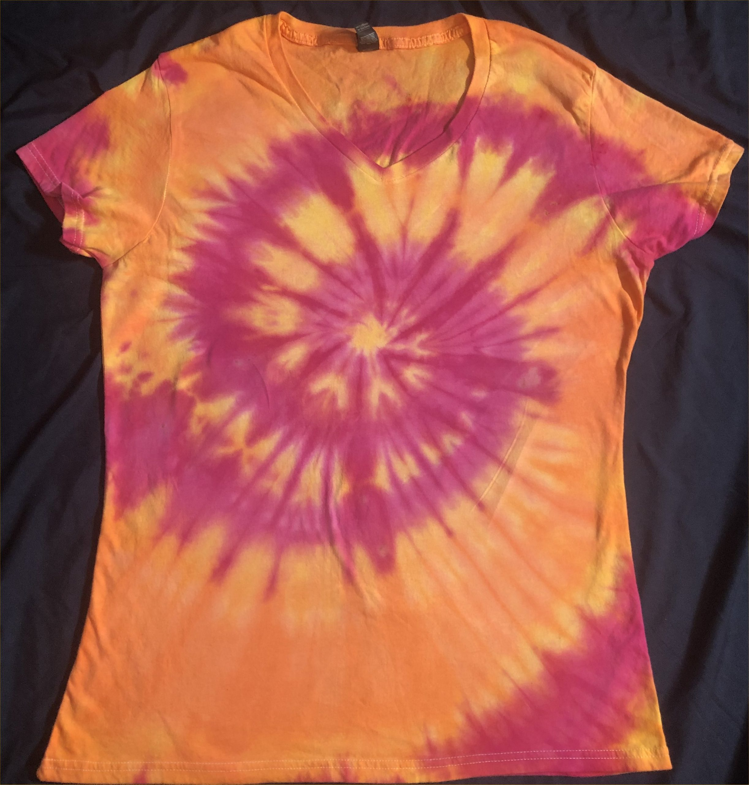 FIRE ELEMENT Ladies V Neck Size L
