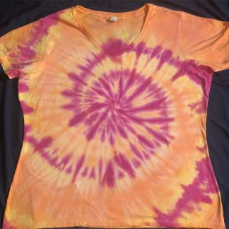 FIRE ELEMENT Ladies V Neck Size 3XL