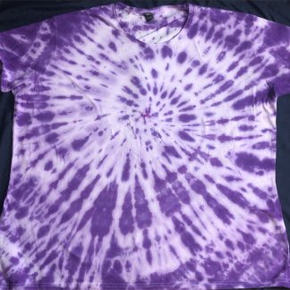 Crown Chakra Quantum Crystal & Gemstones Crew Neck Size 3XL